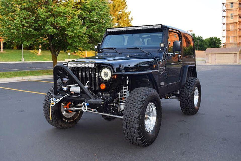 2000 Jeep Wrangler Sport for sale