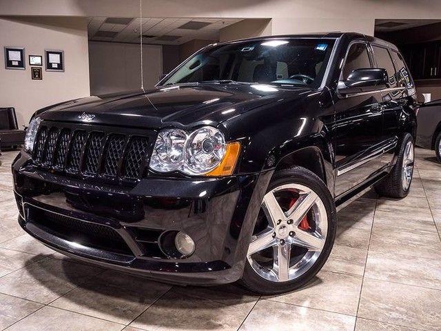 jeep cherokee grand srt8 sport crd prodej laredo limited