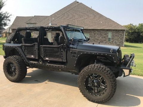 2011 Jeep Wrangler Unlimited for sale
