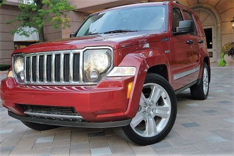 2012 Jeep Liberty Jet Sport for sale