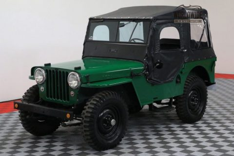 1948 Jeep JEEP Frame OFF Restoration Collector GRADE for sale