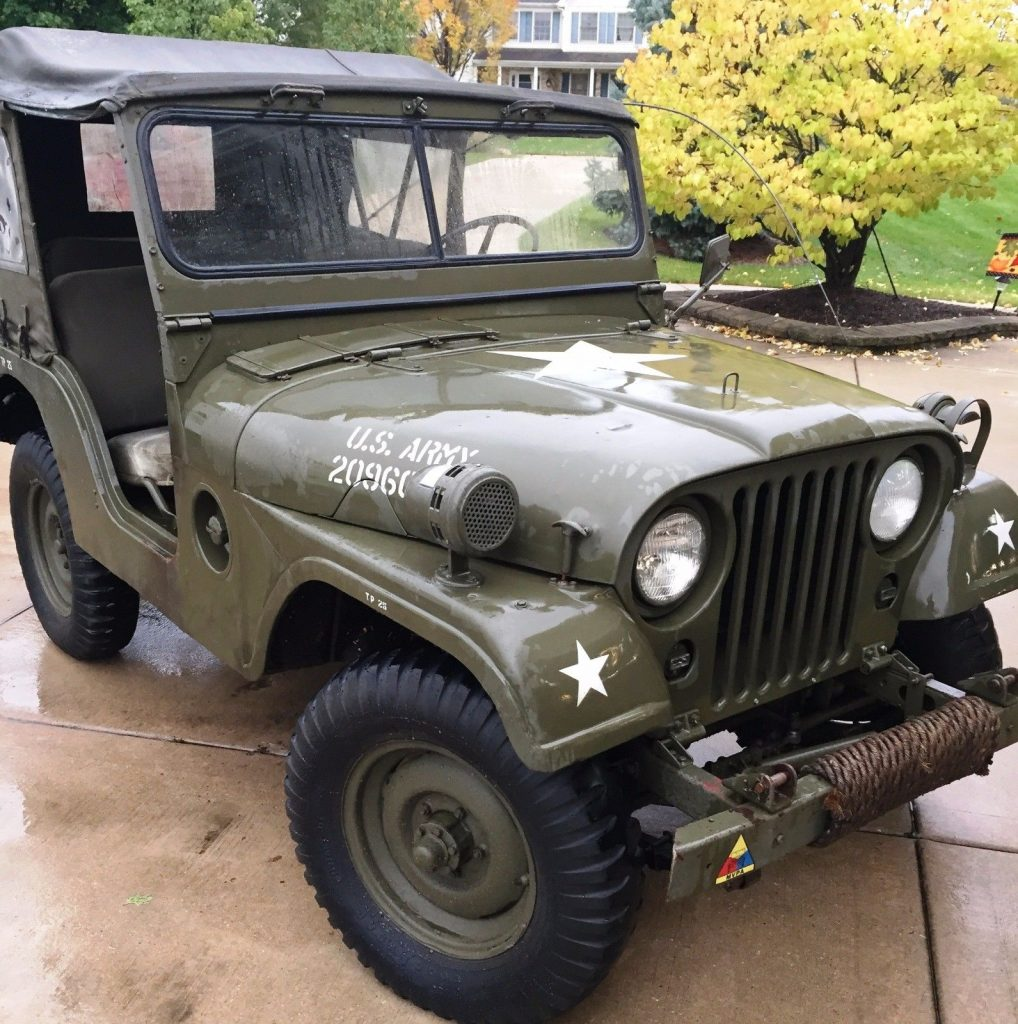 1952 Willys For Sale