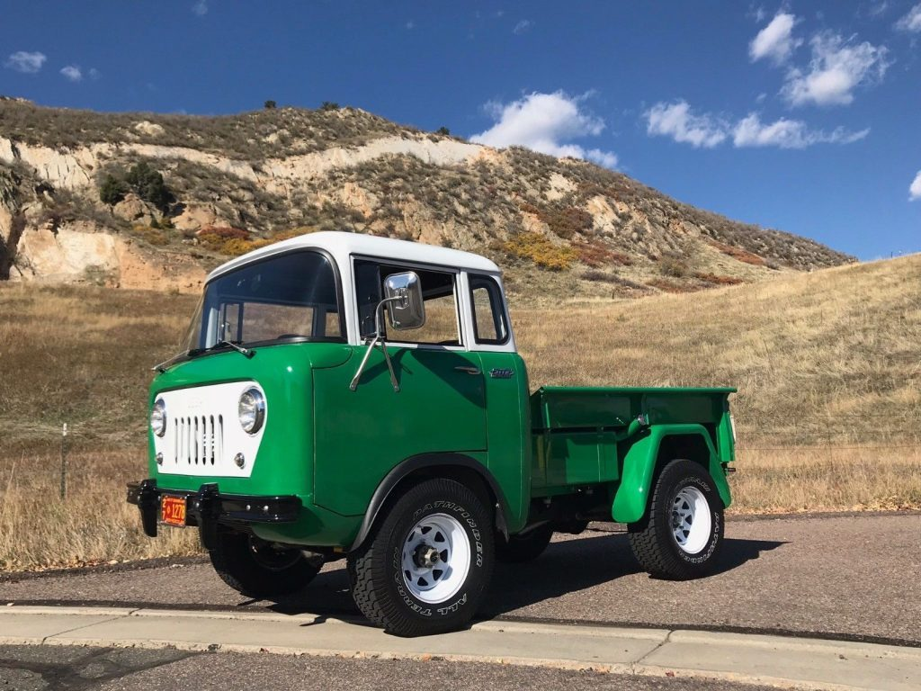 1959 Willys FC150