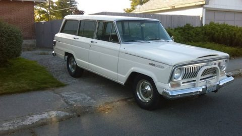 1967 Jeep Wagoneer WAGONEER for sale