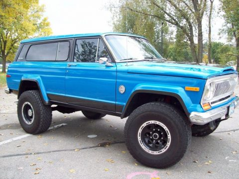 1977 Jeep Cherokee Sport for sale