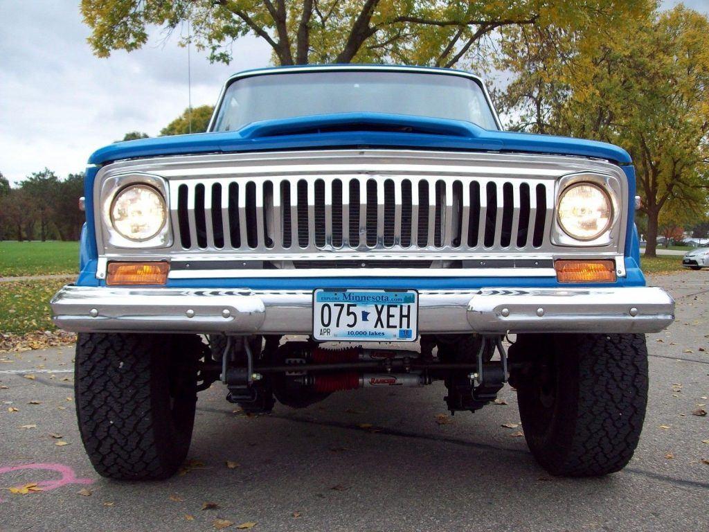 1977 Jeep Cherokee Sport