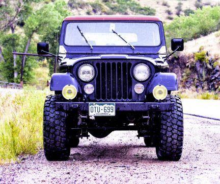 1980 Jeep CJ 7 for sale