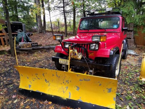 1990 Jeep Wrangler YJ for sale