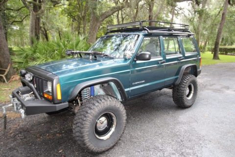 1998 Jeep Cherokee XJ for sale
