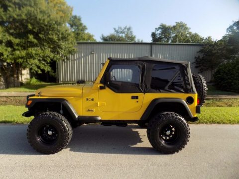 2002 Jeep Wrangler 4×4 only 59 k miles Ready for the off road for sale