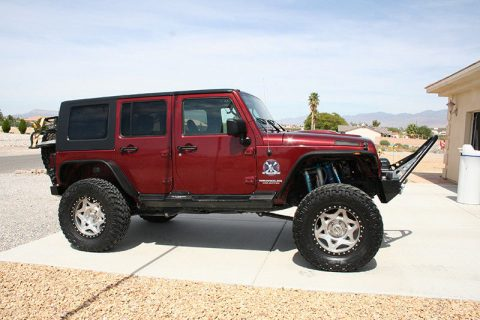 2009 Jeep Wrangler EVO CUSTOM HEMI 6.1L for sale