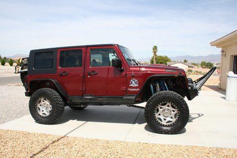 2009 Jeep Wrangler EVO CUSTOM HEMI 6.1L for sale