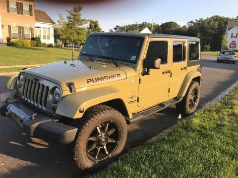 2013 Jeep Wrangler Unlimited Sahara Freedom Edition for sale