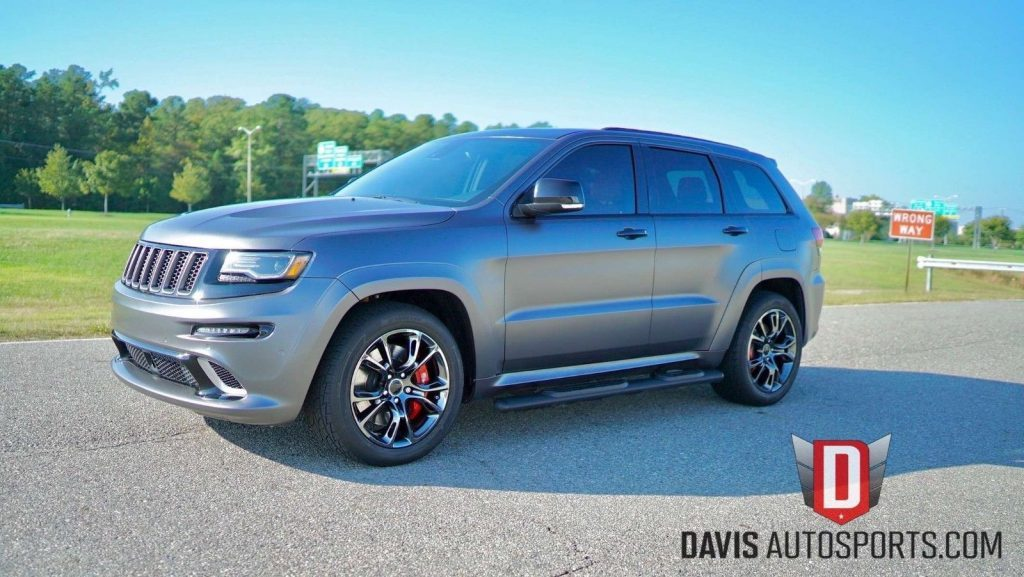 2015 Jeep Grand Cherokee SRT   Fully LOADED