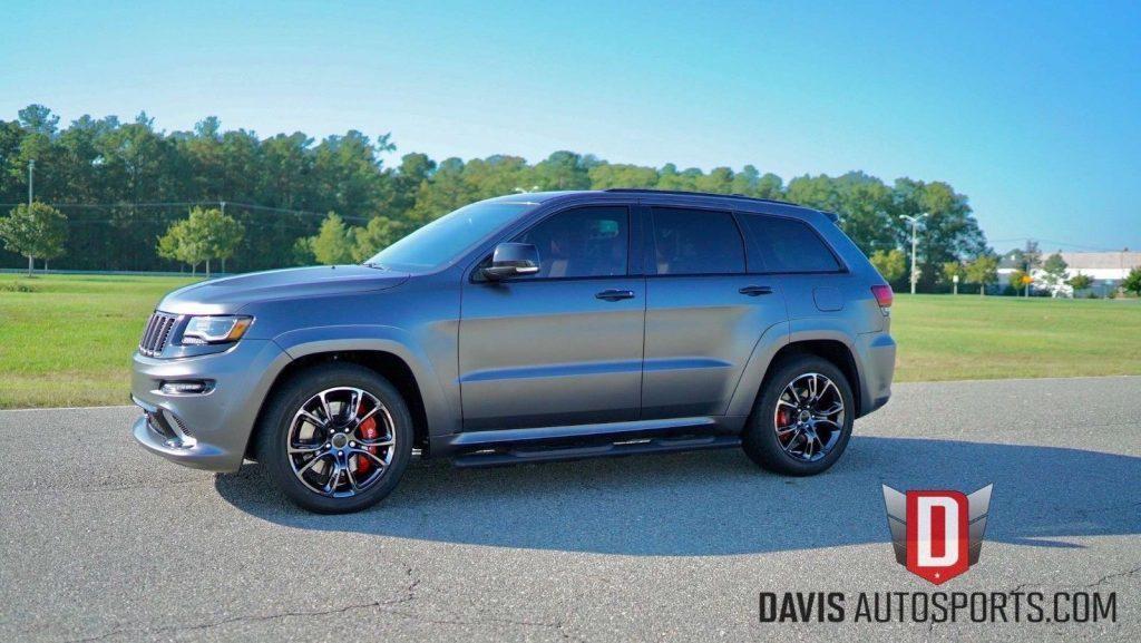 2015 Jeep Grand Cherokee SRT   Fully LOADED