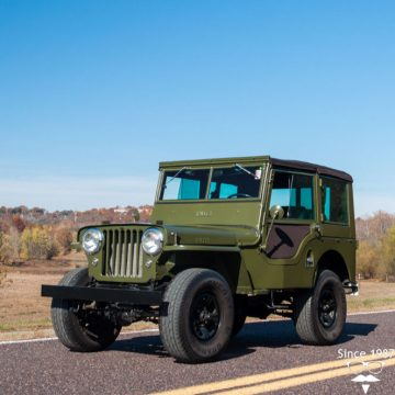 1948 Jeep Willys 439 CJ 2A for sale