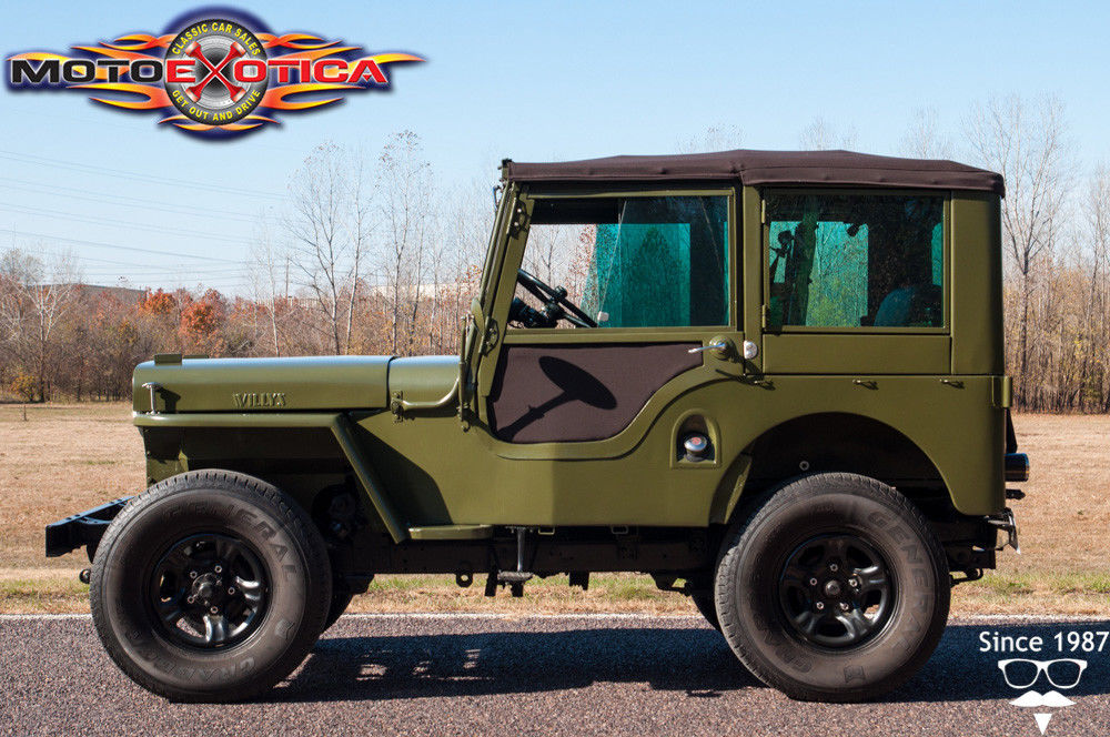 1948 Jeep Willys 439 CJ 2A