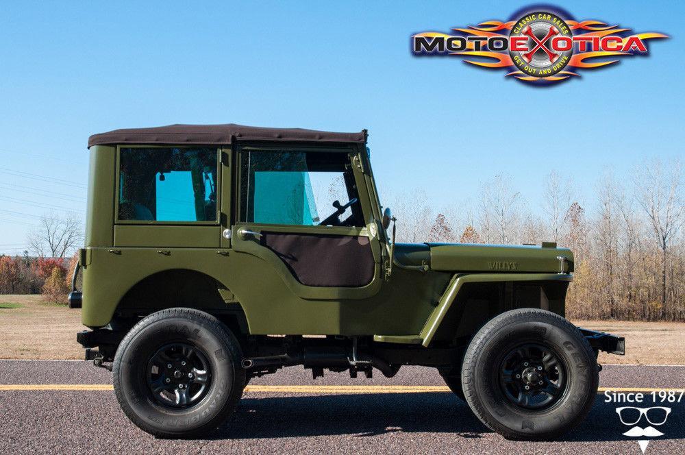 1948 Jeep Willys 439 CJ 2A