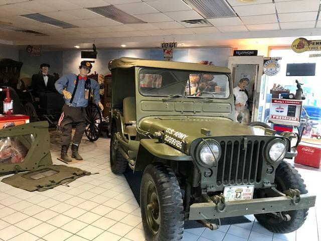 1951 Willys Jeep army military for sale
