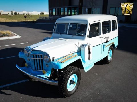 1956 Willys Jeep Desert Edition for sale