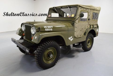 1960 Willys CJ5 Jeep for sale