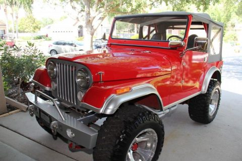 1973 Jeep CJ Base for sale