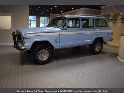 1979 Jeep Grand Cherokee for sale