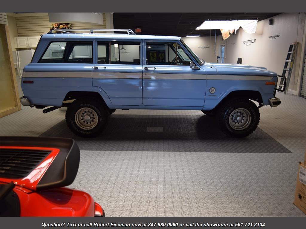 1979 Jeep Grand Cherokee