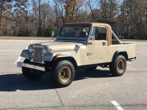 1981 Jeep Scrambler Base Sport Utility 2 Door for sale