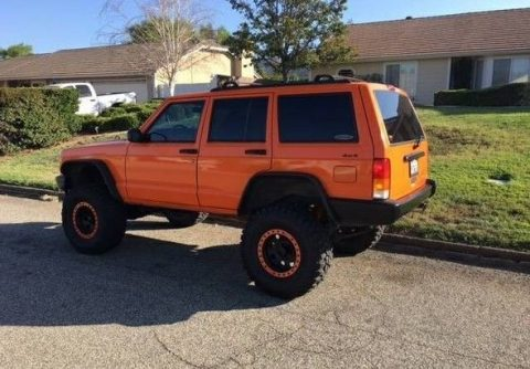 2000 Jeep Cherokee Sport for sale