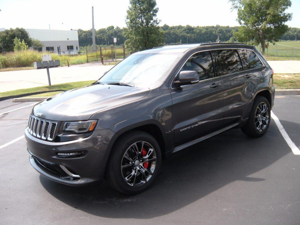 2015 Jeep Cherokee SRT