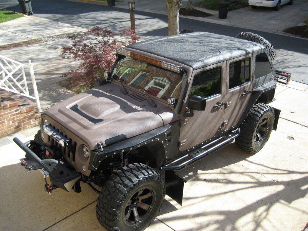 2016 Jeep Wrangler Rubicon 4×4 Unlimited Automatic