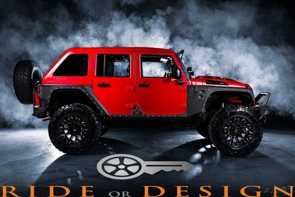 2017 Jeep Wrangler Sport Unlimited