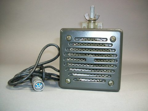 Vintage Military Surplus Jeep Truck Loudspeaker Ls454/u Radio Field Gear   NEW for sale