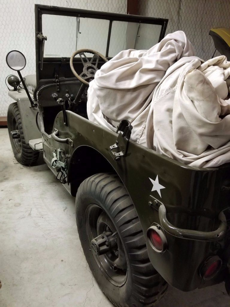 1946 Willys Steve McQueen Estate!
