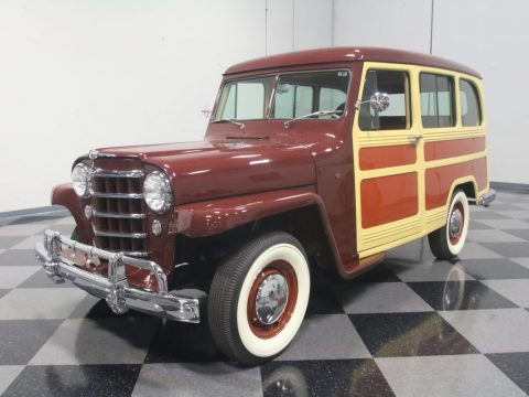 1950 Willys Station Wagon for sale