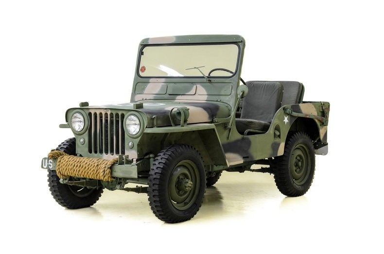 1951 Willys Jeep M 38 Military for sale