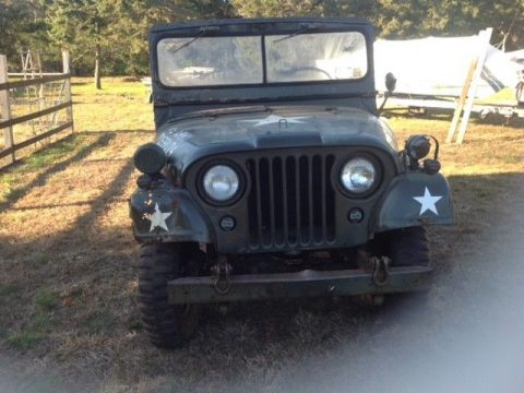 1967 Jeep Military M38a1 & Trailer for sale