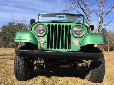 1974 Jeep CJ 1974 Original Documented for sale