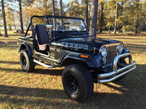 1984 Jeep CJ Laredo for sale