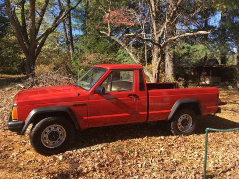 1987 Jeep Comanche Sport for sale