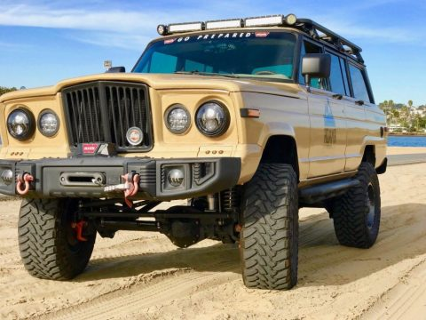 1987 Jeep Wagoneer Grand Wagoneer SEMA for sale