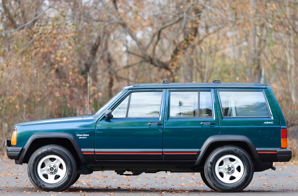 1995 Jeep Cherokee Sport ONLY 39K mil
