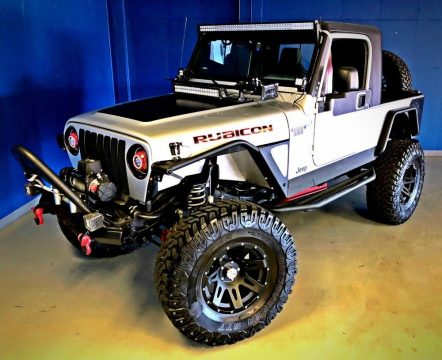 2005 Jeep Wrangler LJ for sale