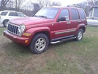 2006 Jeep Liberty Limited for sale