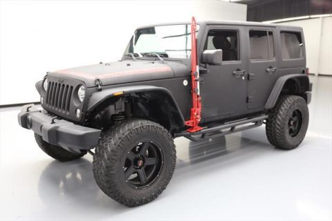 2015 Jeep Wrangler for sale