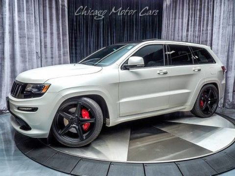 2016 Jeep Grand Cherokee SRT Sport Utility 4 Door for sale