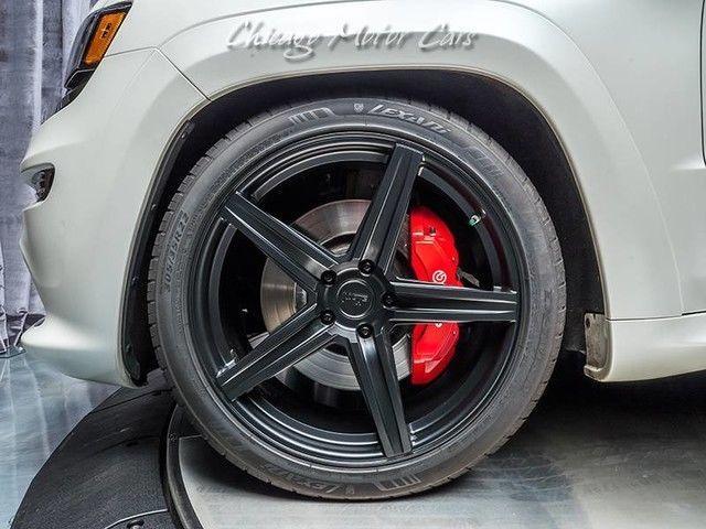 2016 Jeep Grand Cherokee SRT Sport Utility 4 Door