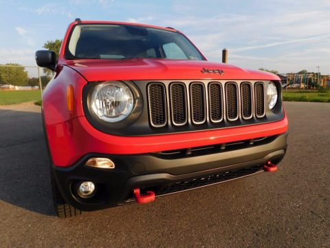 2017 Jeep Renegade TRAILHAWK for sale