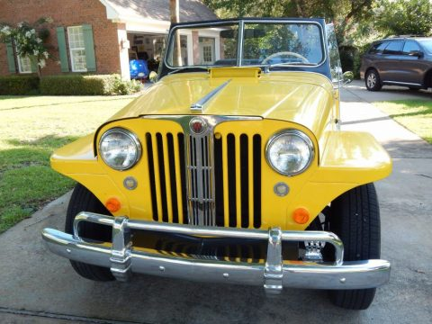 1948 Willys Deluxe Jeepster for sale